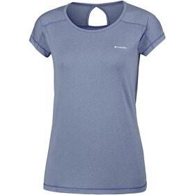 Columbia Peak to Point T-shirt à manches courtes Femme, nocturnal